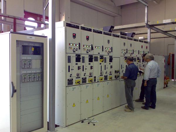Cabine elettriche bt mt ei systems impianti tecnologici for Filiale di cabina clarksburg